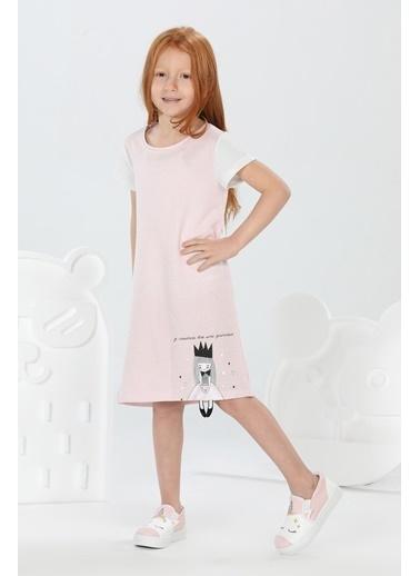 Lupiakids Be Princess Kız Elbise Renkli